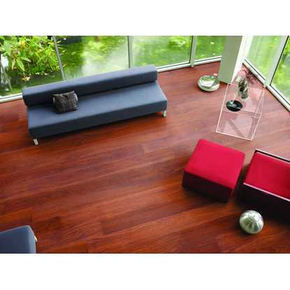 Quickstep Largo Natural Varnished Merbau LPU1288 Laminate Flooring