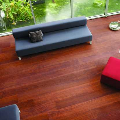 Quickstep Largo Natural Varnished Merbau Planks LPU3988 Laminate Flooring