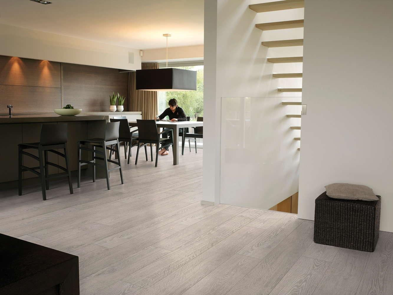Quickstep largo light rustic oak lpu1396 laminate flooring - Laminados quick step ...