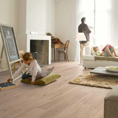 Quickstep Largo Long Island Oak Natural LPU1661 Laminate Flooring