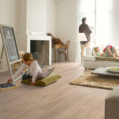 Quickstep Largo Long Island Oak Natural LPU1661 Laminate Flooring