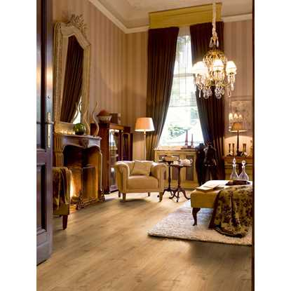 Quickstep Largo Cambridge Oak Natural LPU1662 Laminate Flooring