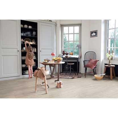 Quickstep Largo Dominicano Oak Grey LPU1663 Laminate Flooring