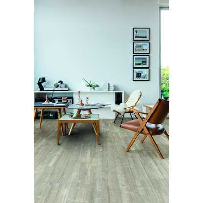 Quickstep Livyn Pulse Morning Mist Pine Vinyl Flooring