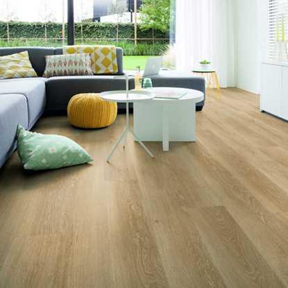 Quickstep Livyn Pulse Sea Breeze Oak Natural Vinyl Flooring