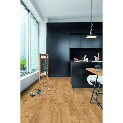 Quickstep Livyn Pulse Autumn Oak Honey Vinyl Flooring
