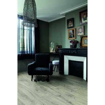 Quickstep Livyn Pulse Autumn Oak Warm Grey Vinyl Flooring