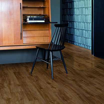 Quickstep Livyn Pulse Autumn Oak Brown Vinyl Flooring