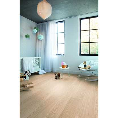 Quickstep Livyn Pulse Pure Oak Blush Vinyl Flooring
