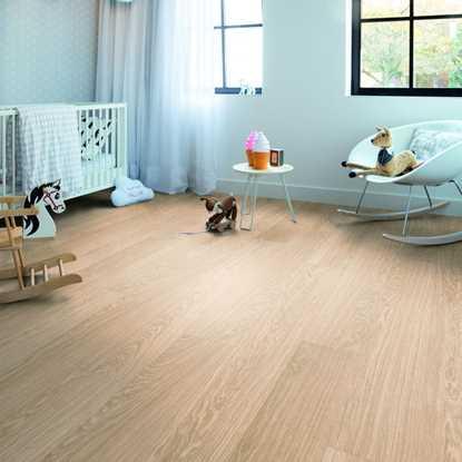 Quickstep Livyn Pulse Pure Oak Blush Vinyl Flooring
