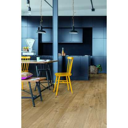 Quickstep Livyn Pulse Cotton Oak Natural Vinyl Flooring