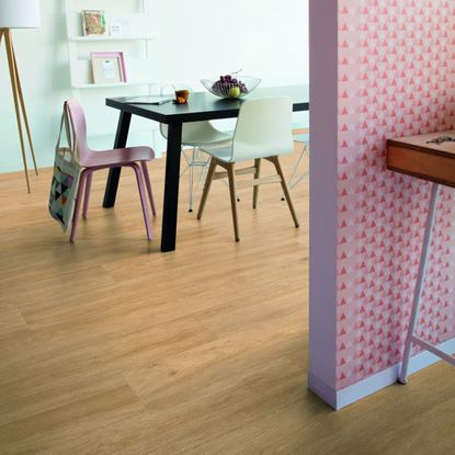 Quickstep Livyn Balance Silk Oak Warm Natural Vinyl Flooring