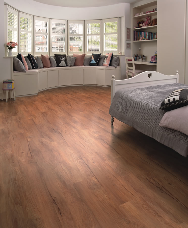 LooseLay Country Oak LLP92 Vinyl Flooring