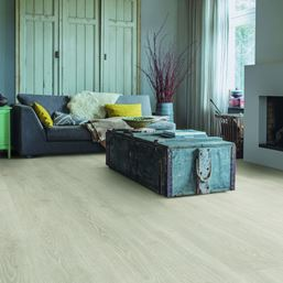 Quickstep Majestic Woodland Oak Light Grey MJ3547 Laminate Flooring