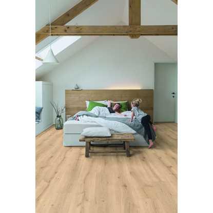 Quickstep Majestic Desert Oak Light Natural MJ3550 Laminate Flooring