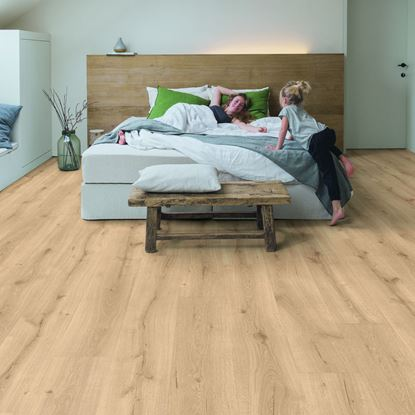 Quickstep Majestic Desert Oak Light Natural MJ3550 Laminate Flooring