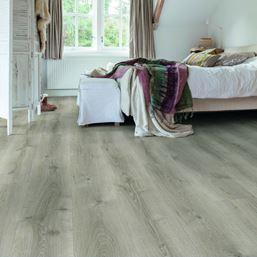 Quickstep Majestic Desert Oak Brushed Grey MJ3552 Laminate Flooring