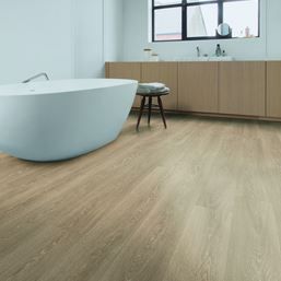 Quickstep Majestic Valley Oak Light Brown MJ3555 Laminate Flooring