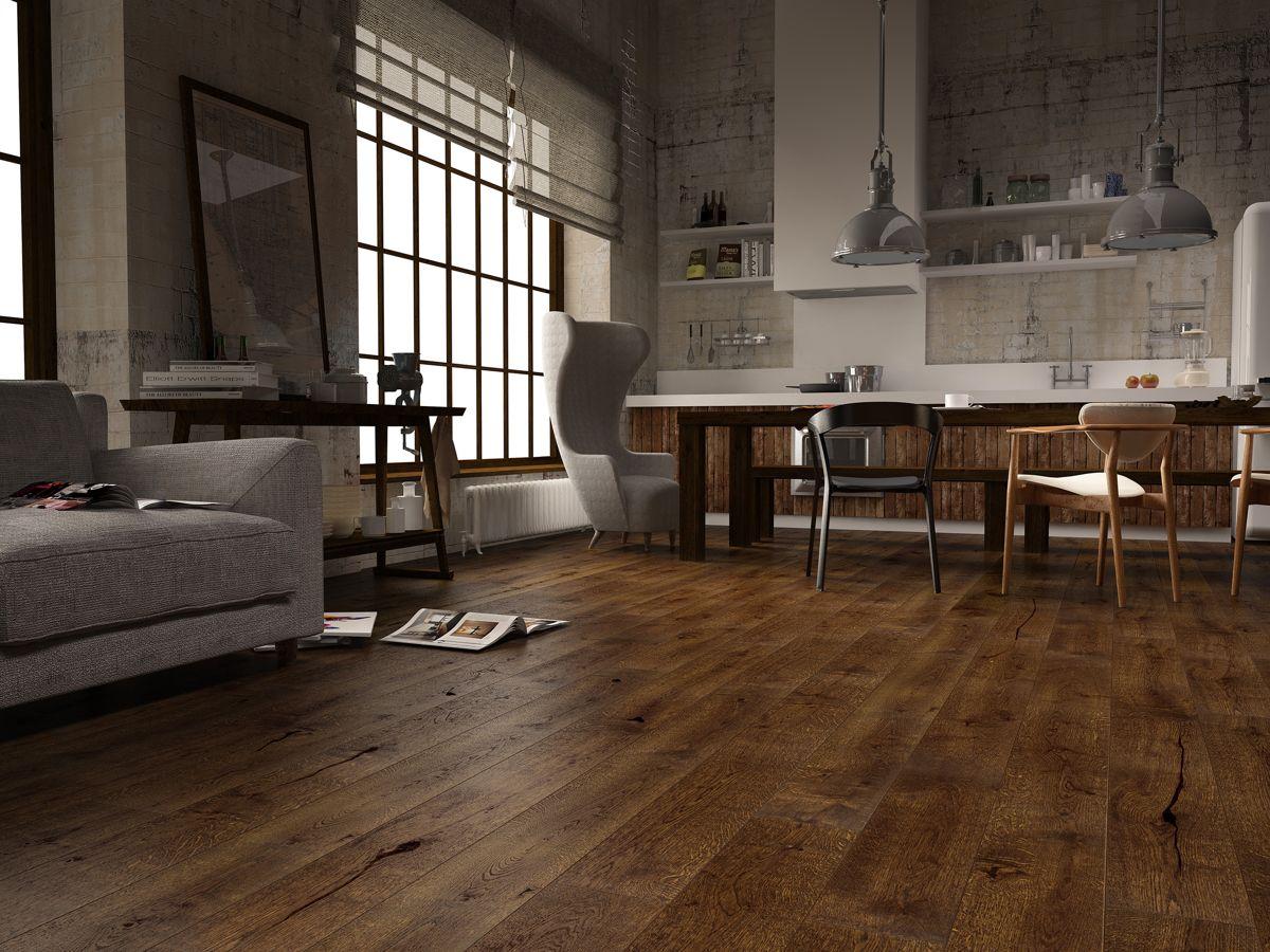 Natura Oak Newbridge Engineered Wood Flooring