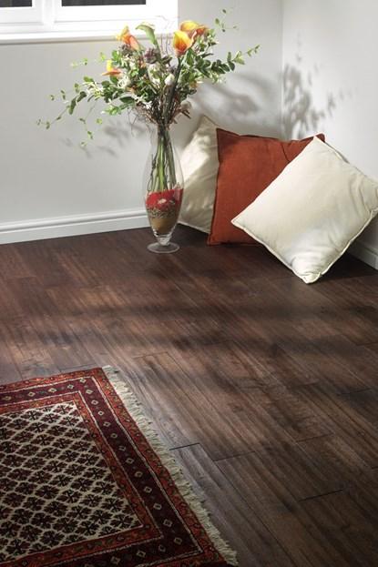 Natura 130mm Antique Oak Hand Distressed Solid Wood Flooring