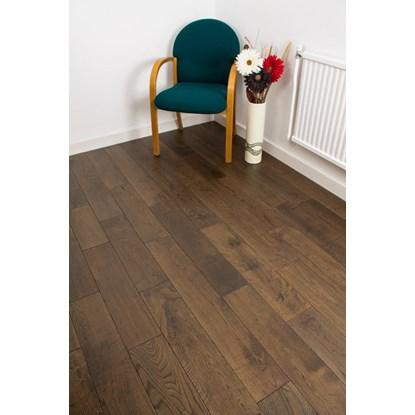 Natura 150mm Fumed Antique Oak Solid Wood Flooring