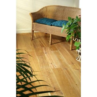 Natura 150mm Oak Oiled Solid Wood Flooring