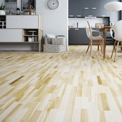 Natura Ash Langford Engineered Wood Flooring
