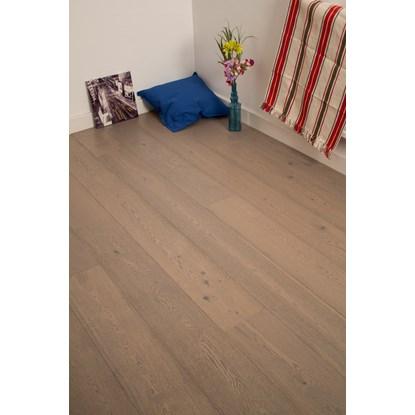Natura By Kahrs Dark Grey Oak Aberdeen Engineered Wood Flooring