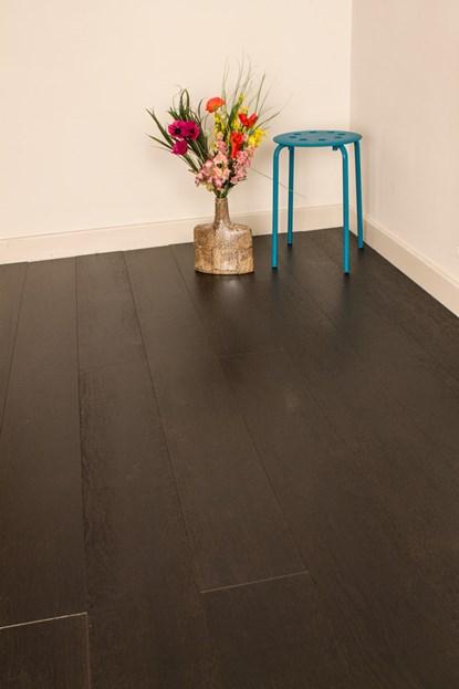 Natura By Kahrs Black Oak Exeter Engineered Wood Flooring