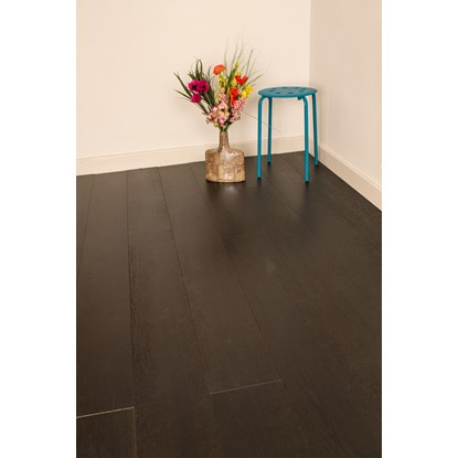Natura By Kahrs Black Oak Exeter Engineered Wood Flooring