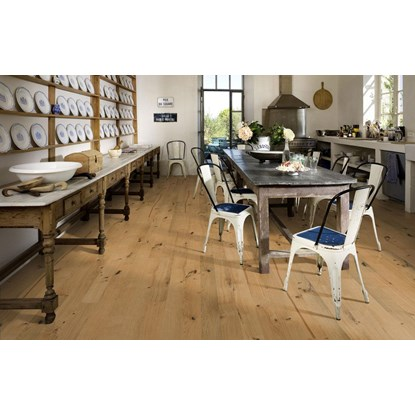 Natura by Kahrs New Oak London Matt Lacquer Engineered Wood Flooring