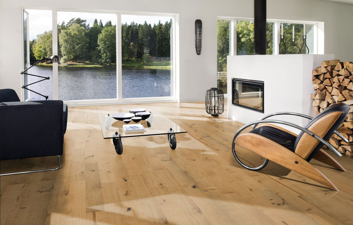 Natura By Kahrs Oak New Oxford Engineered Wood Flooring