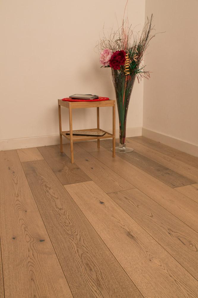 Gray Wood FlooringUnique Living Room Flooring