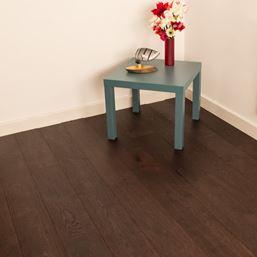 Kahrs Dark Brown Oak York Engineered Wood Flooring