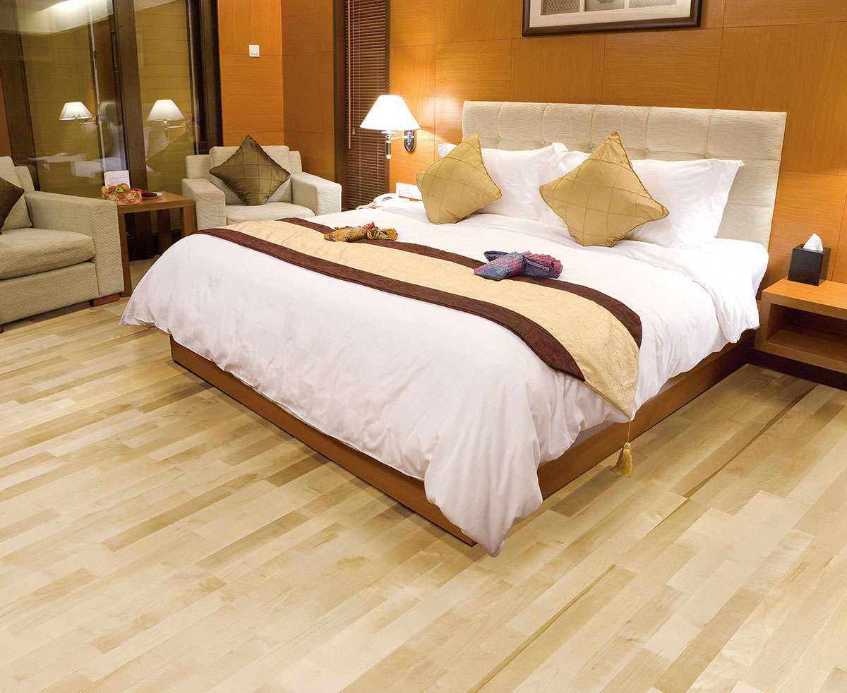 Maple Wicklow Engineered Wood Flooring