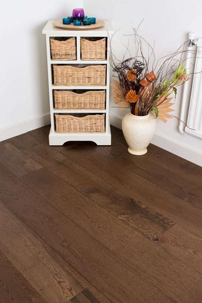 Natura 20mm Oak Ironbark Canyon Engineered Wood Flooring
