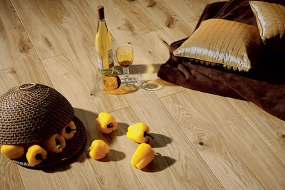 Natura Oak Cork Engineered Wood Flooring