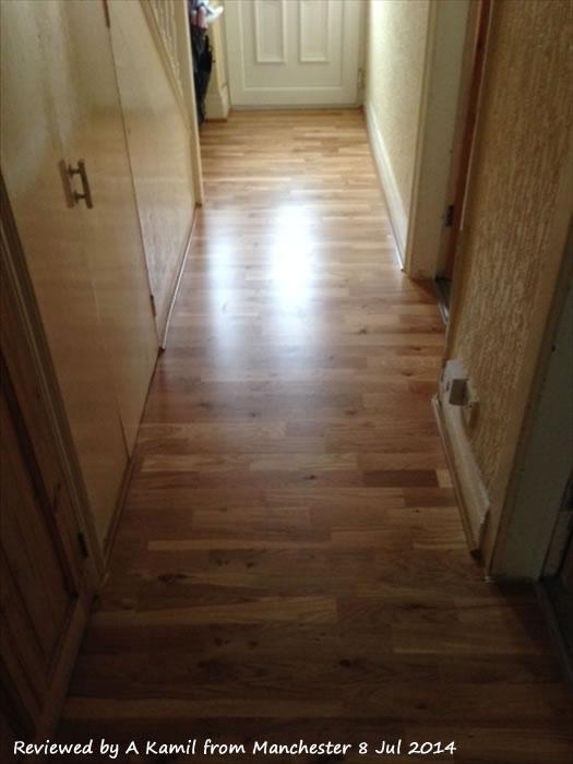 Natura Oak Kerry Engineered Wood Flooring