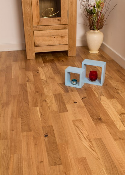 Natura Oak Portadown Engineered Wood Flooring
