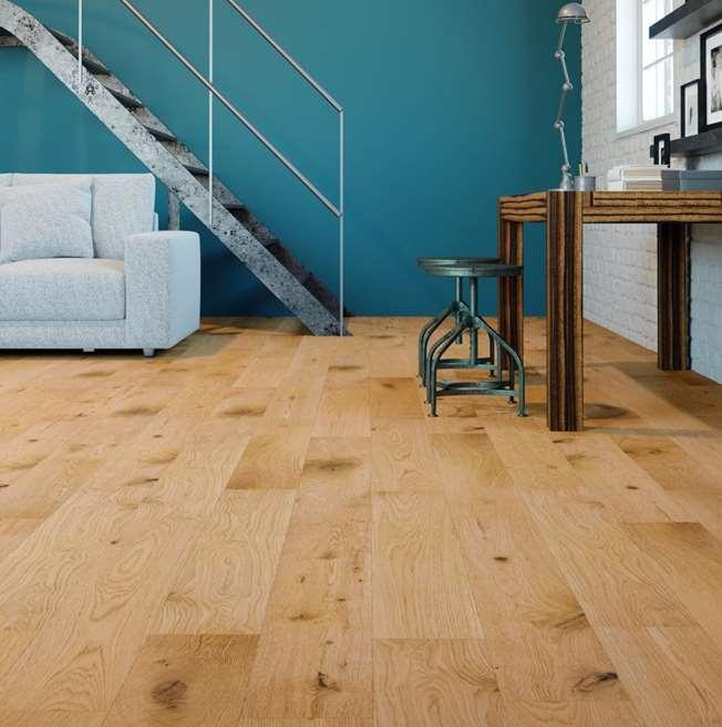 Natura Oak Ironbark Epping Engineered Wood Flooring