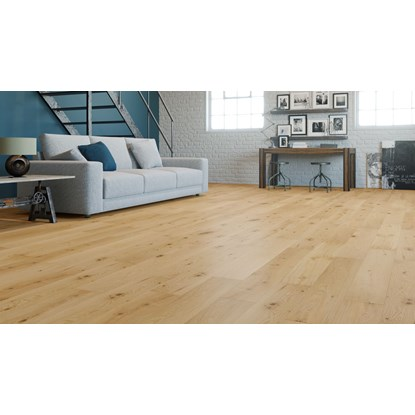 Natura Oak Ironbark Heartwood Engineered Wood Flooring