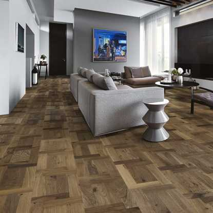 Kahrs Oak Castello Fumo Engineered Wood Flooring