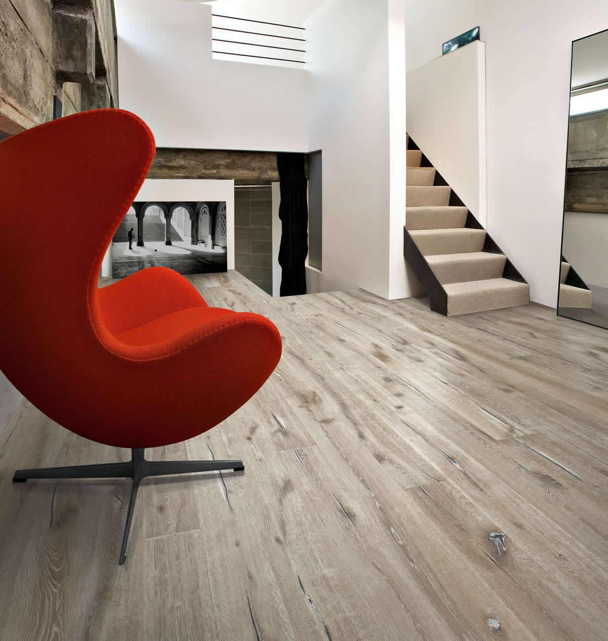 Kahrs oak aspeland for Kahrs flooring