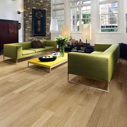 Kahrs Linnea Oak Breeze Engineered Wood Flooring