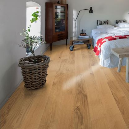 Kahrs Oak Burgundy Engineered Wood Flooring