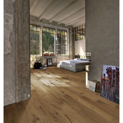 Kahrs Artisan Oak Grande Wheat Engineered Wood Flooring