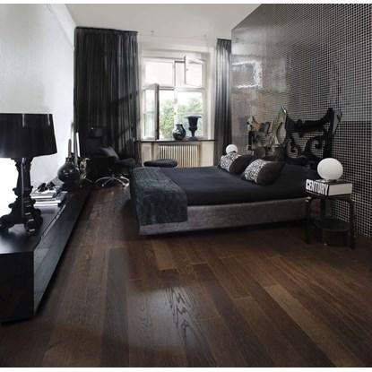 Kahrs Linnea Oak Coffee Engineered Wood Flooring