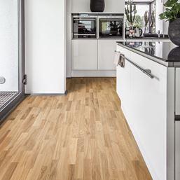 Kahrs Lumen Oak Dawn Engineered Wood Flooring