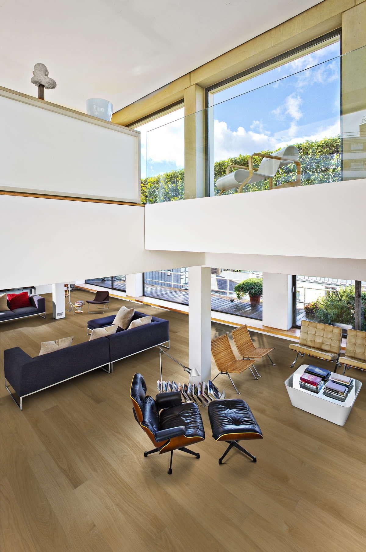 Kahrs oak dublin engineered wood flooring for Hardwood floors dublin