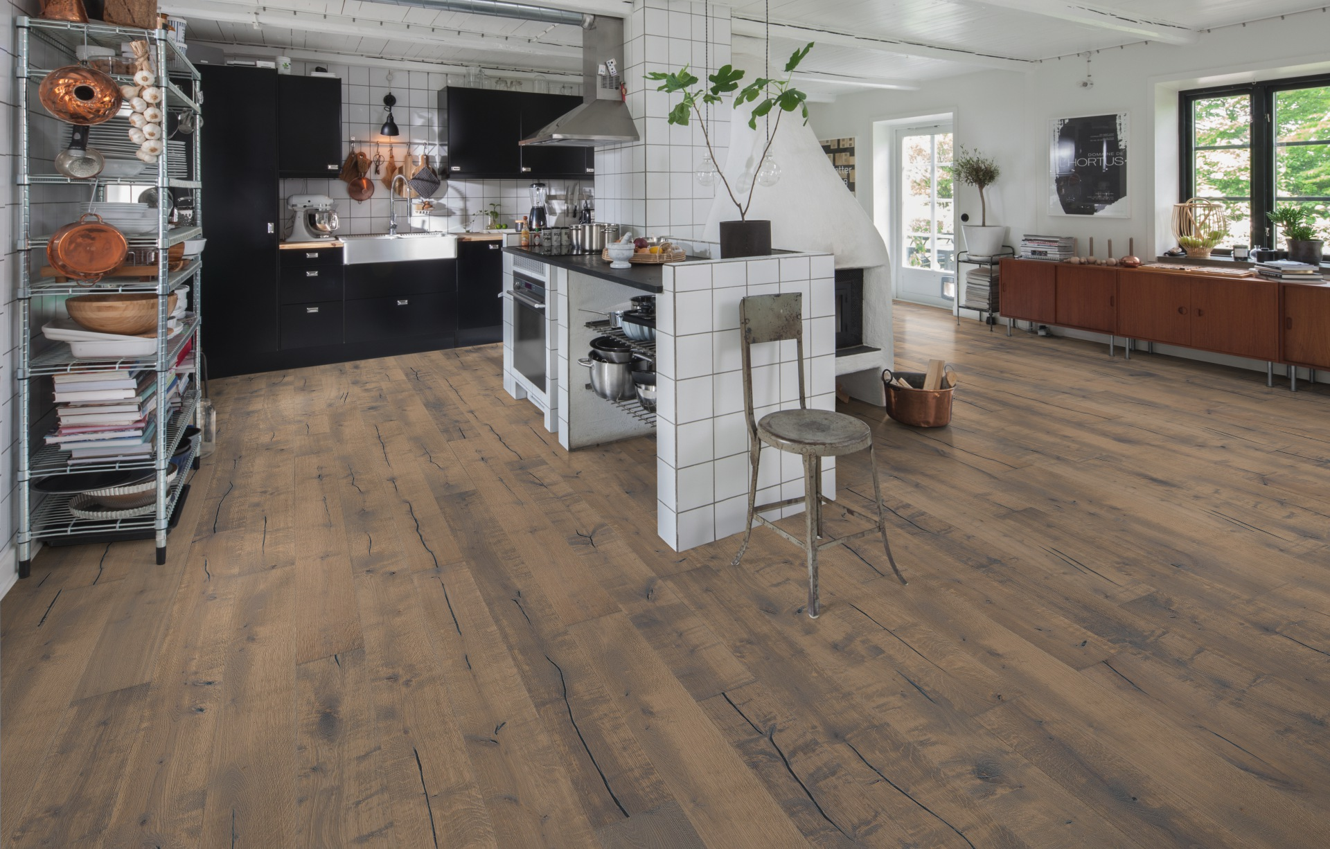 kahrs oak handbord engineered wood flooring. Black Bedroom Furniture Sets. Home Design Ideas